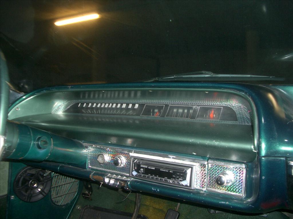 64 Impala Interior | Nice interior of a 64 Chevy impala conv… | Flickr